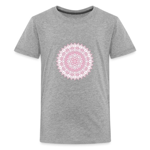 Mandala - Teenage Premium T-Shirt
