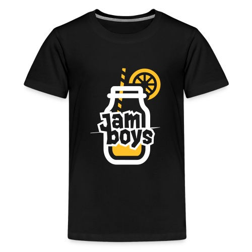 Jam Boy 2 - Teenage Premium T-Shirt
