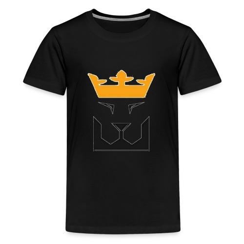 Mentes Millonarias Club - Camiseta premium adolescente