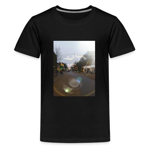 20180112 025558 - Teenager premium T-shirt