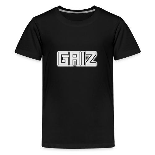 Gaiz-senza colore bimbi - Maglietta Premium per ragazzi