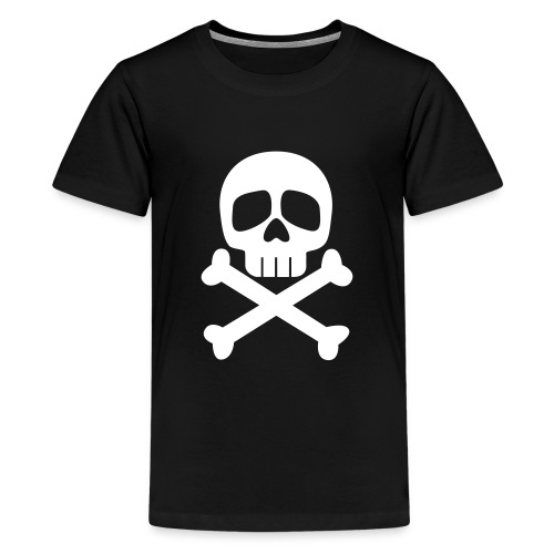Albator - Harlock - T-shirt Premium Ado