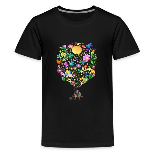 Freedom - Teenage Premium T-Shirt