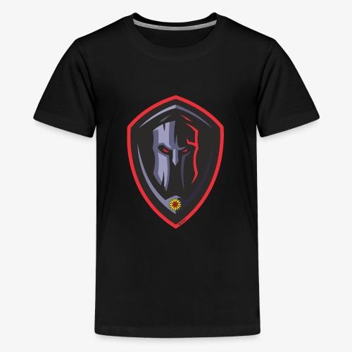 SOLRAC Spartan - Camiseta premium adolescente