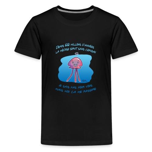Meduse - T-shirt Premium Ado