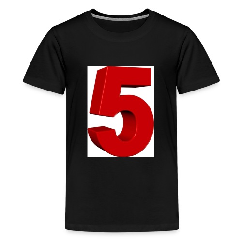 FB3C98F0 F4C5 4AB6 9FE6 FED14A1E22CE - Maglietta Premium per ragazzi