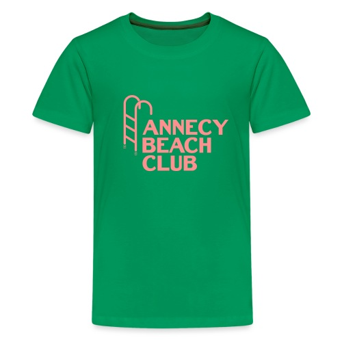 Annecy beach club - natation - T-shirt Premium Ado