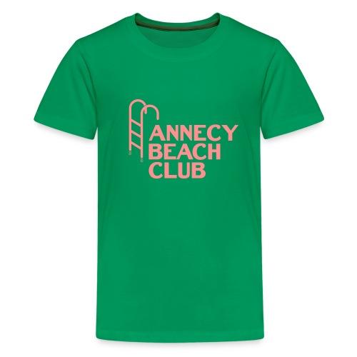 Annecy beach club - natation - T-shirt Premium Ado