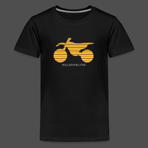 MX Bike - Koszulka młodzieżowa Premium
