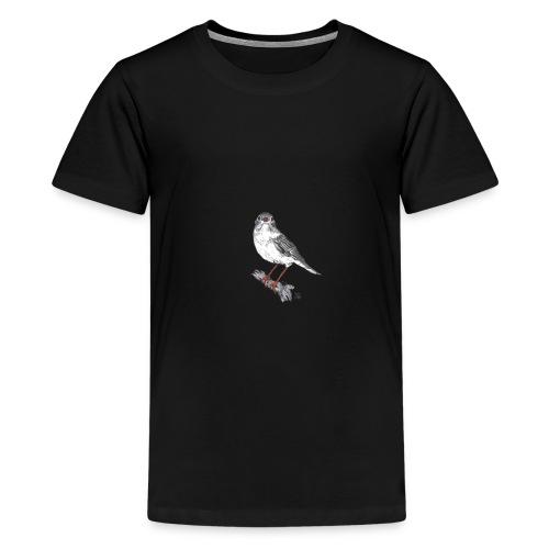 Vogel, Lerche - Teenager Premium T-Shirt