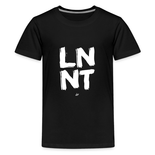 Brush LnnT - Teenager Premium T-shirt