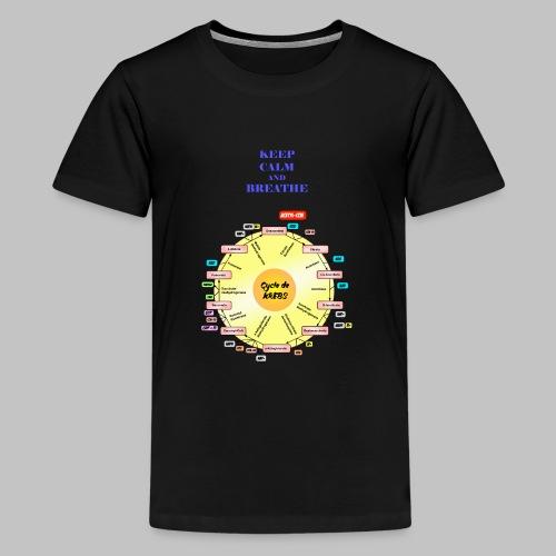 Krebs Cycle - Teenage Premium T-Shirt