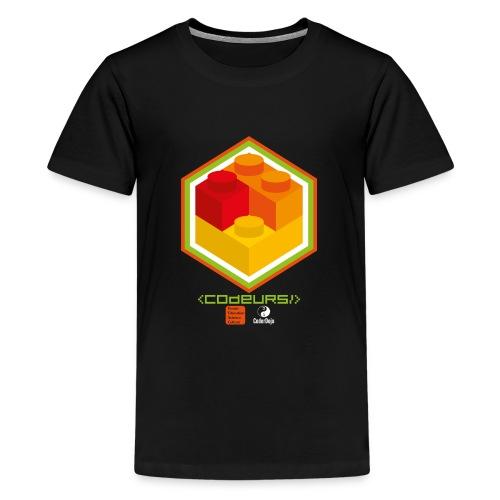 Esprit Club Brickodeurs - T-shirt Premium Ado