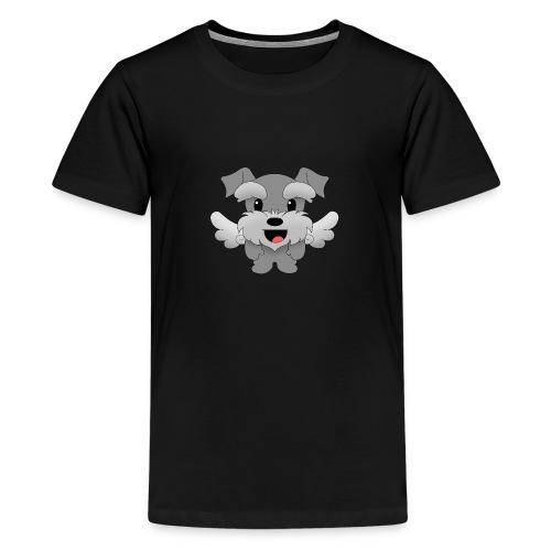 Doggy - Camiseta premium adolescente