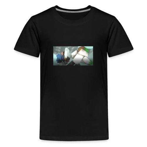 HeroicTBN - Teenage Premium T-Shirt