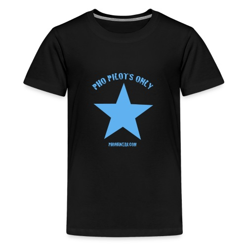PHO PILOTS ONLY - Teenager Premium T-Shirt