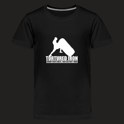 Strongman Tyr - Teenage Premium T-Shirt