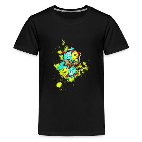©tillforlife-twinP - T-shirt Premium Ado