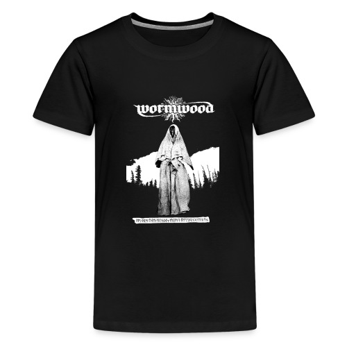 Women's Witch Print - Teenage Premium T-Shirt