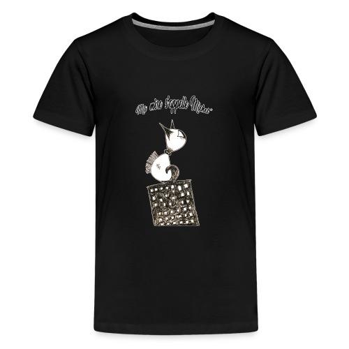 Ma mère s'appelle Michel - T-shirt Premium Ado
