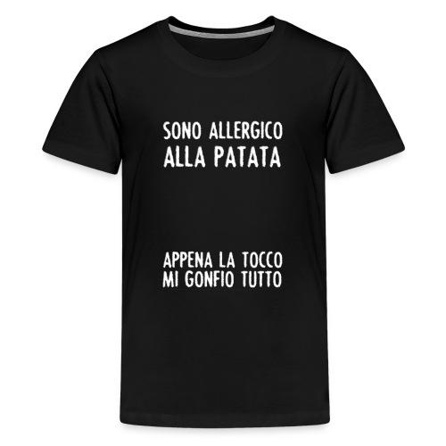 Patata - Maglietta Premium per ragazzi