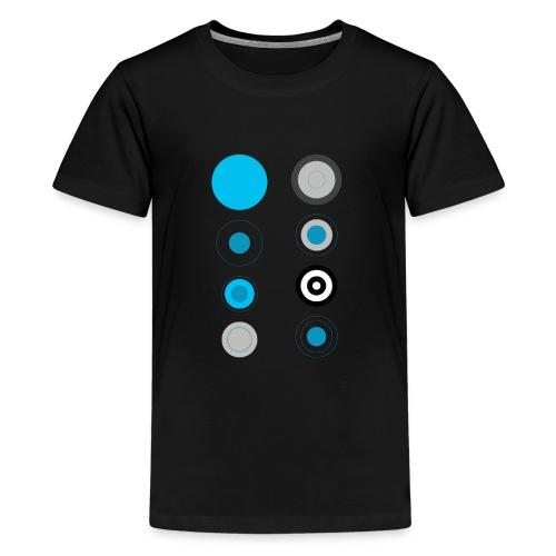 Cerchi - Koszulka młodzieżowa Premium