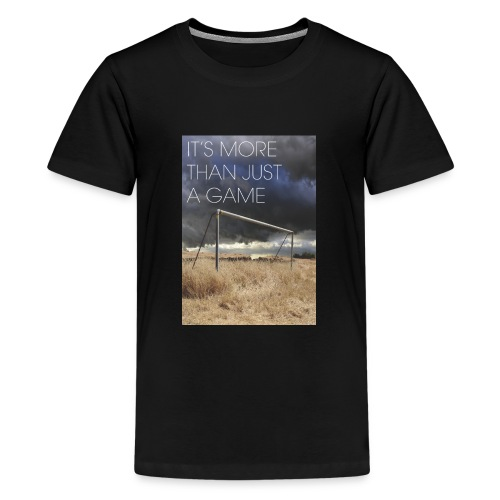more - Teenage Premium T-Shirt