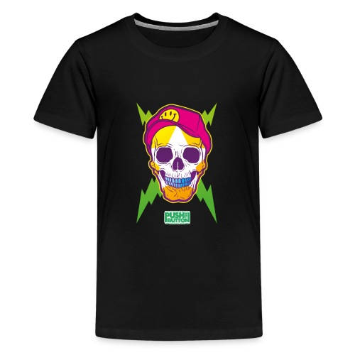 Ptb skullhead - Teenage Premium T-Shirt