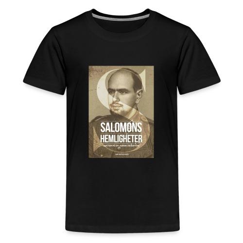 Salomons hemligheter - Premium-T-shirt tonåring