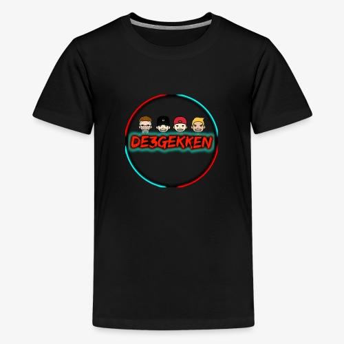 De3gekken - Teenager Premium T-shirt