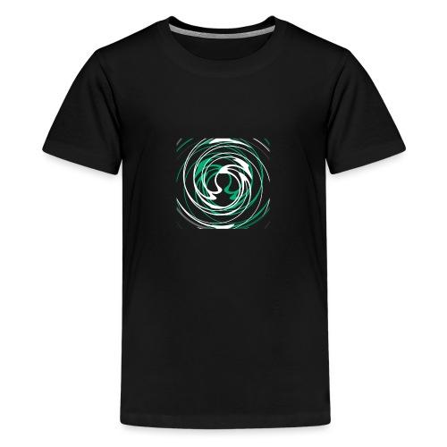 trance motive - Teenager Premium T-Shirt