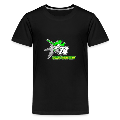 Rallier Racing Team - T-shirt Premium Ado