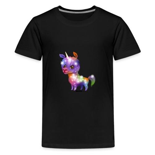 Lamacorn - Teenager Premium T-Shirt