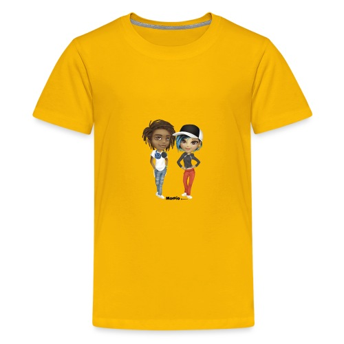 Maya & Noa - Teenager Premium T-shirt