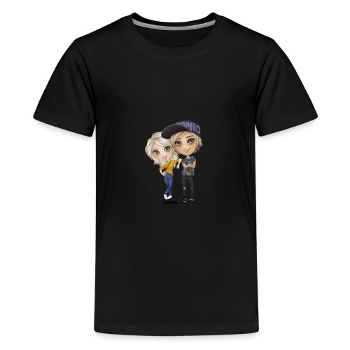 Emily & Lucas - Teenager Premium T-shirt