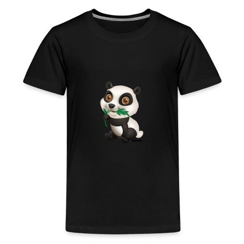 Panda - Koszulka młodzieżowa Premium