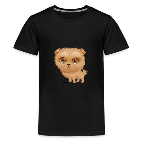 Dog - Teinien premium t-paita