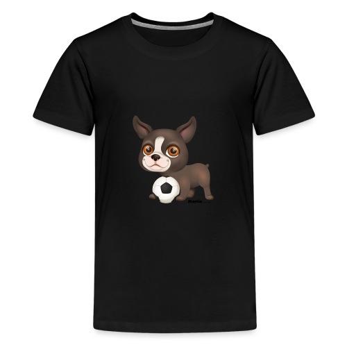 Koira - Teinien premium t-paita