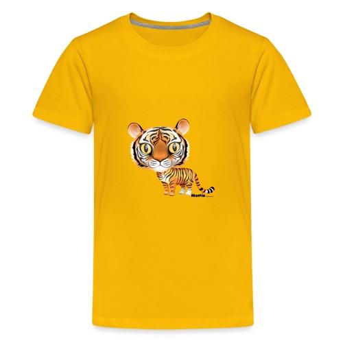 Tijger - Teenager Premium T-shirt