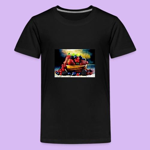 Frutti di bosco - Maglietta Premium per ragazzi