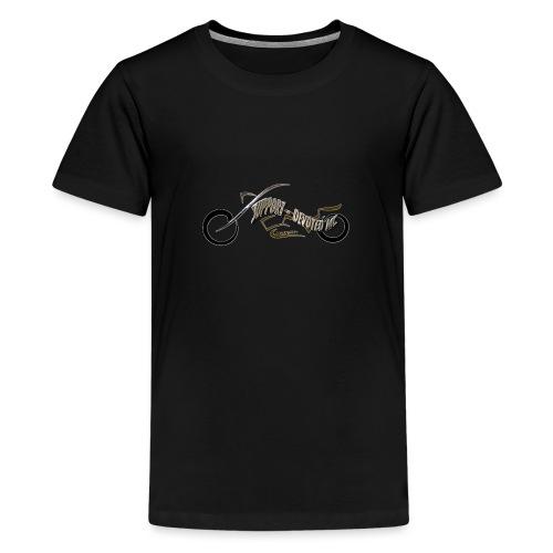 T-Shirt DEVOTEDMC mc Streetware - Premium T-skjorte for tenåringer