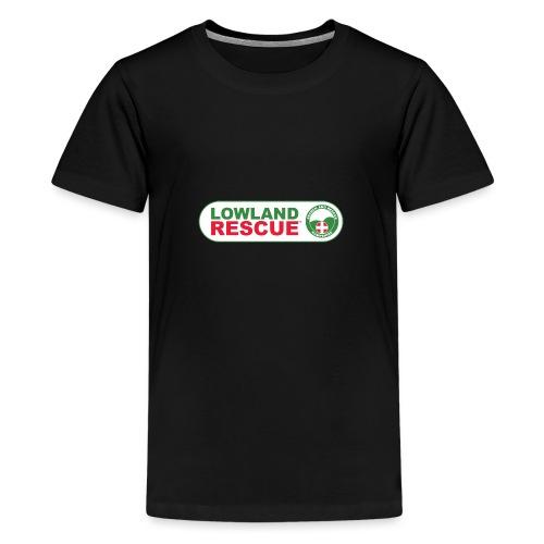 HANTSAR lozenge - Teenage Premium T-Shirt