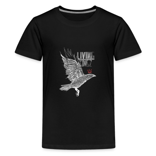 **CROWKINGZ** - Teenage Premium T-Shirt