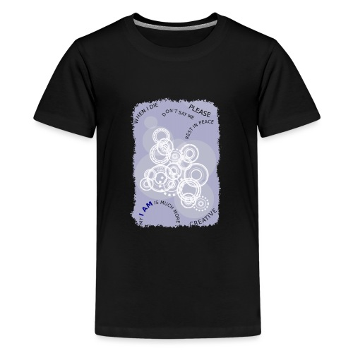 I AM MUCH MORE (donna/woman) - Maglietta Premium per ragazzi