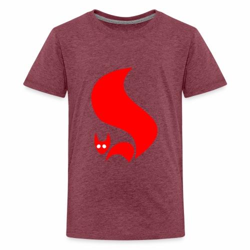 Eichhörnchen - Teenager Premium T-Shirt