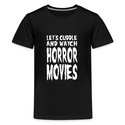 Horror Movies - Teenager Premium T-Shirt