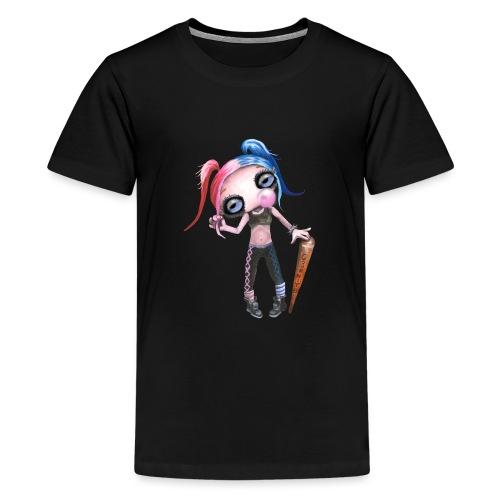 Daddys lil monster - Teenager Premium T-Shirt