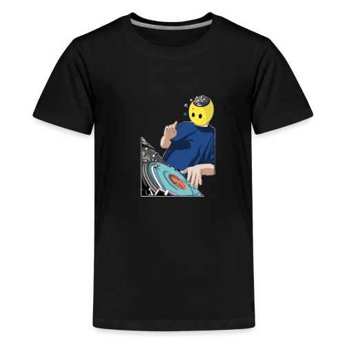 Smarties Dj - T-shirt Premium Ado