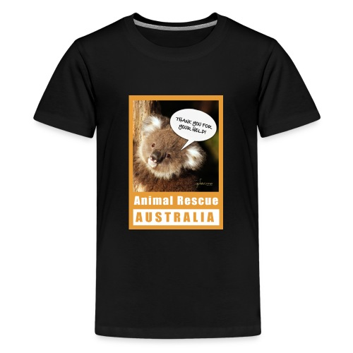 Thank You Koala - Spendenaktion Australien - Teenager Premium T-Shirt