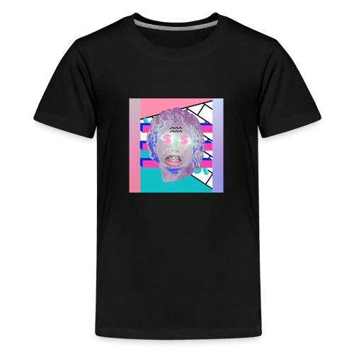 La playera del capitalismo moderno - Camiseta premium adolescente